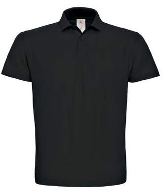 BC B&C ID.001 Womens Short Sleeve Polo Shirt (M)