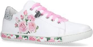MonnaLisa Romantic Rose Sneakers