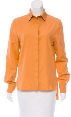Stella McCartney High-Low Button-Up w/ Tags