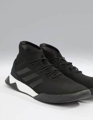 adidas Football Tango Predator 18.1 Trainer In Black CP9269 a79e74497