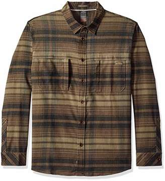 Quiksilver Waterman Men's Thermo Hyper Flannel Ii