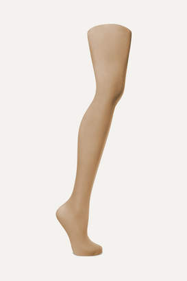 Spanx Firm Believer High-rise 20 Denier Shaping Tights - Sand