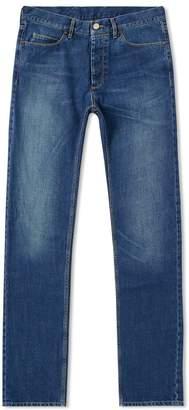 Lanvin Washed Skinny Jean
