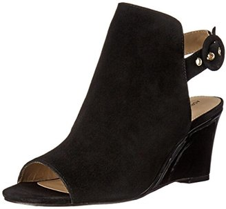 Adrienne Vittadini Footwear Women's Rasi Wedge Sandal $37.95 thestylecure.com
