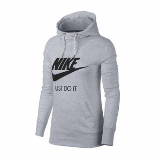 Nike Gym Vintage Lightweight Pullover Hoodie $60 thestylecure.com