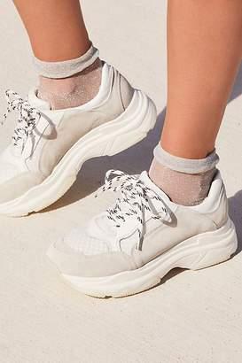 Me Moi Memoi Metallic Sheer Anklet
