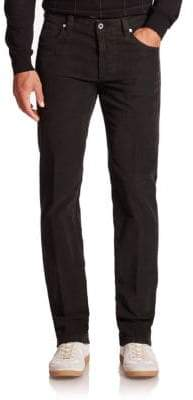 Saks Fifth Avenue COLLECTION Luca Five-Pocket Corduroy Pants