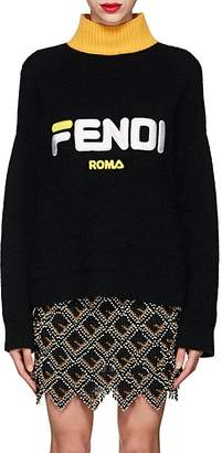"Fendi Women's Mania"" Wool-Cashmere Sweater"