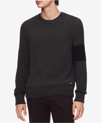 Calvin Klein Men's Colorblocked Sweater