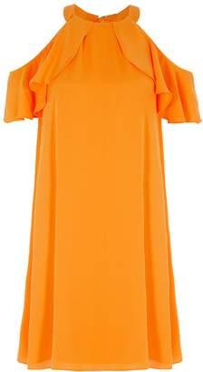 Coast Claire Cold Shoulder Dress