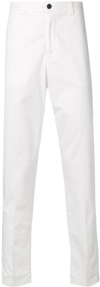 Peuterey straight leg trousers