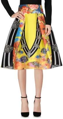 Leitmotiv Knee length skirts - Item 35332693HD