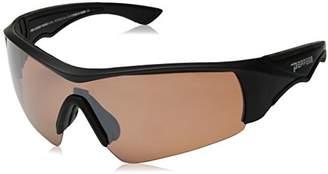 Pepper's Men's Mako Polarized Rimless Sunglasses