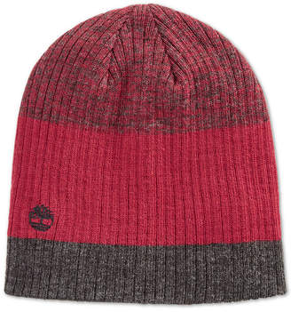 Timberland Men's Heat Retention Marled Slouchy Beanie