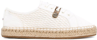 Tommy Hilfiger lace-up espadrilles $89.03 thestylecure.com