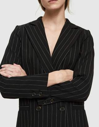 Ganni Brighton Blazer in Black