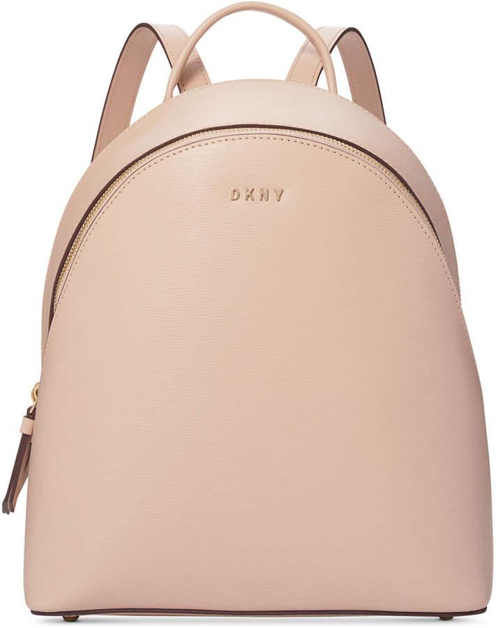 Dkny Scarf Charm Medium Backpack, Created for Macy's