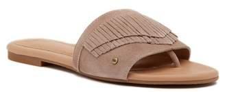 UGG Binx Fringe Thong Sandal