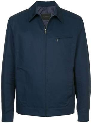 Durban D'urban front zip bomber jacket
