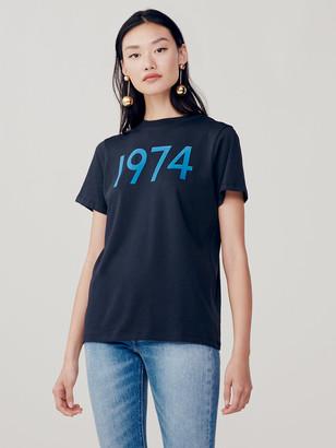 Diane von Furstenberg Sold Out 1974 Cotton T-Shirt