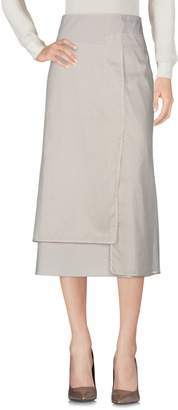 Cividini 3/4 length skirts