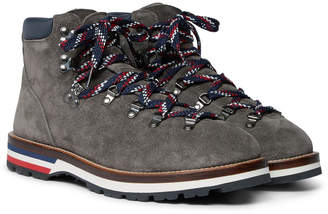 Moncler Peak Nubuck Hiking Boots
