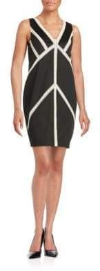 Rachel Roy Striped Shift Dress