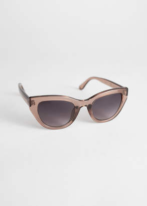 And other stories Cat Eye Sunglasses