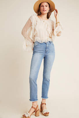 DL1961 Mara Instasculpt High-Rise Straight Jeans