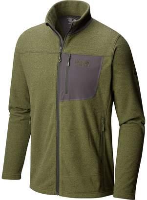 Mountain Hardwear Toasty Twill Fleece Jacket - Men's