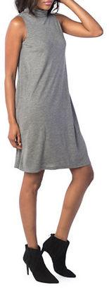Kensie Heathered Sleeveless Dress $69 thestylecure.com