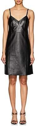 Helmut Lang Women's Leather Dress