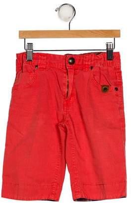 Catimini Boys' Five Pocket Shorts
