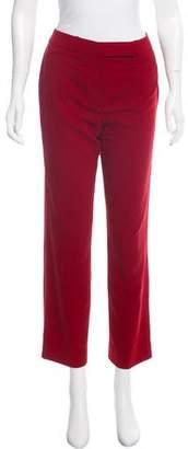 Kenzo Mid-Rise Wool Pants