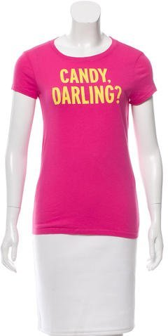 Kate Spade Kate Spade New York Candy Darling Crew Neck T-Shirt