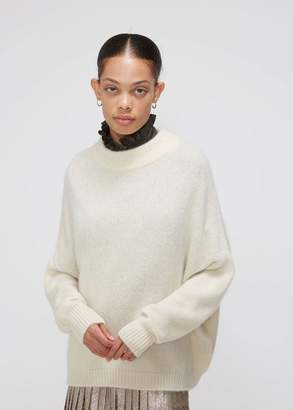 Dusan Long Sleeve Round Neck Sweater