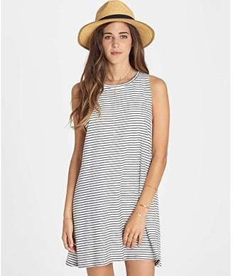 Billabong Women's by and by Muscle Tee Dress