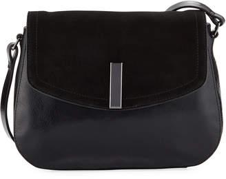 Halston Medium Crossbody Flap Bag