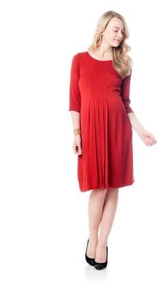 A Pea in the Pod Shift Dress Maternity Dress