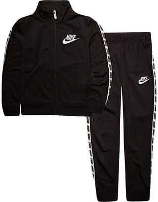 Nike 2-pc. Logo Pant Set - Girls Preschool