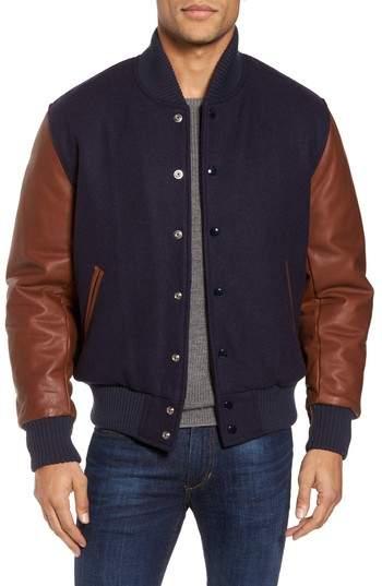 GoldenBear Golden Bear Classic Varsity Jacket