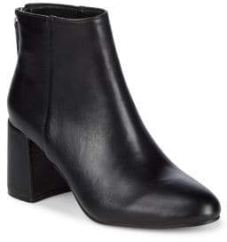 Steve Madden Pargo Leather Boots