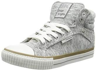British Knights Women's Dee Low-Top Sneakers Grey Size: