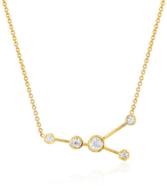 Logan Hollowell - New! Cancer Diamond Constellation Necklace $935 thestylecure.com