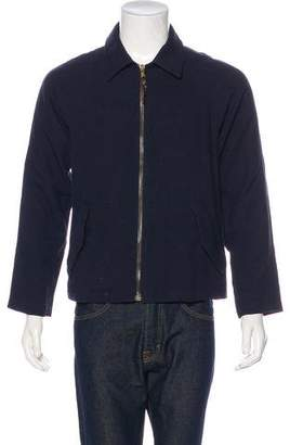 Billy Reid 2016 Zip Jacket