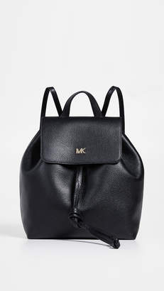 MICHAEL Michael Kors June Medium Flap Backpack