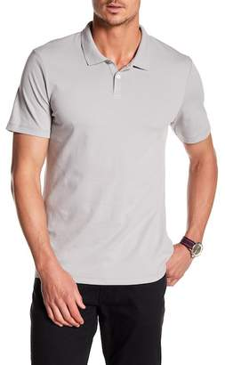 DKNY Knit Short Sleeve Polo Shirt