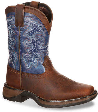 Durango Western Toddler & Youth Cowboy Boot - Boy's