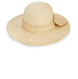 Vineyard Vines Kentucky Derby Straw Bow Hat