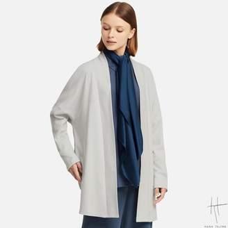 Uniqlo WOMEN HPJ Cotton Long Sleeve Long Cardigan